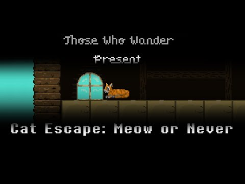 Promotional video for Cat Escape: Meow or Never