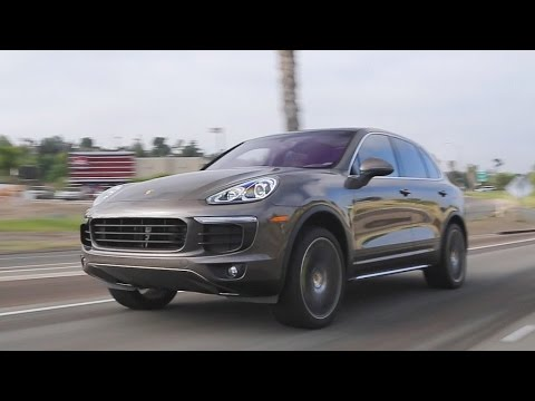 2017 Porsche Cayenne Review and Road Test