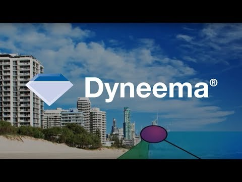 Stopping A Tsunami: A Membrane Tsunami Float Barrier Concept With Dyneema®