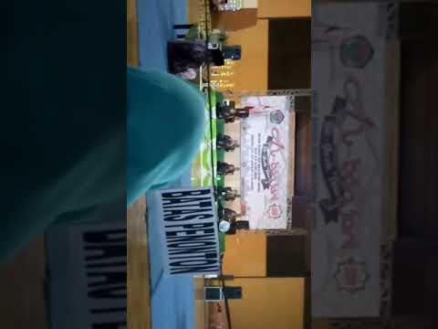 AL KAROMAH SIDOARJO Juara 2 Fesban UNIPDU JOMBANG