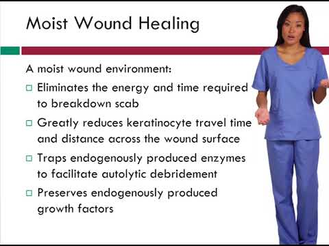 Moist Wound Healing - Wound Care Education
