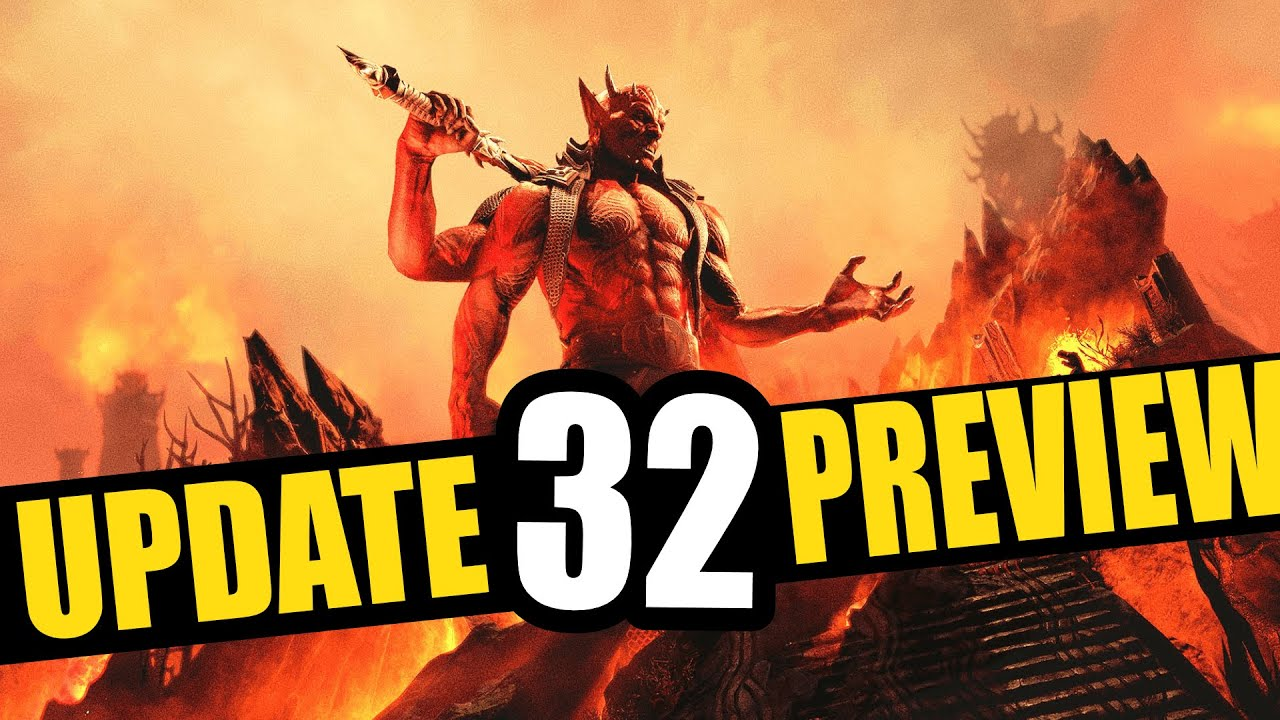 Download ESO Update 32 Will MASSIVELY Change The Game! Update 32 Combat Preview and Deadlands DLC