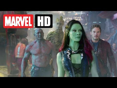 GUARDIANS OF THE GALAXY - Offizieller Trailer 1 Deutsch | German - Marvel HD streaming vf