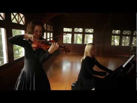 Ives: Hilary Hahn and Valentina Lisitsa