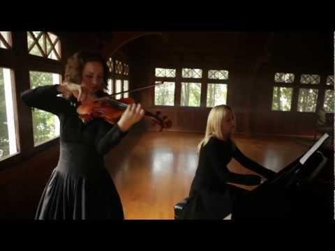 Ives: Hilary Hahn and Valentina Lisitsa