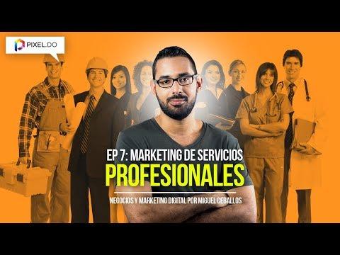 COMO VENDER MIS SERVICIOS PROFESIONALES POR INTERNET -  Podcast Negocios y Marketing Digital EP7
