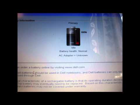 how to stop laptop battery from charging when full