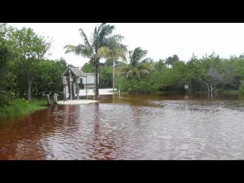 Tropical Storm Debby 2012 Sanibel Captiva