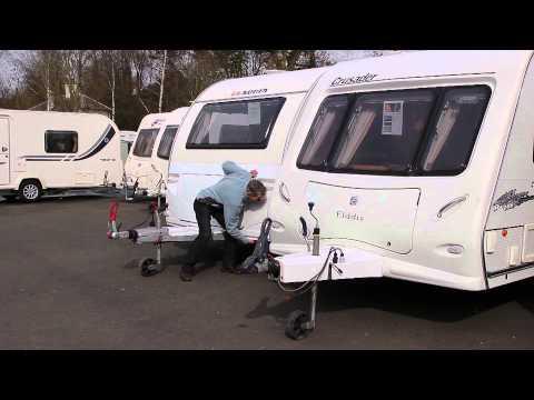 John Wickersham's Top Tips When Buying A Used Caravan