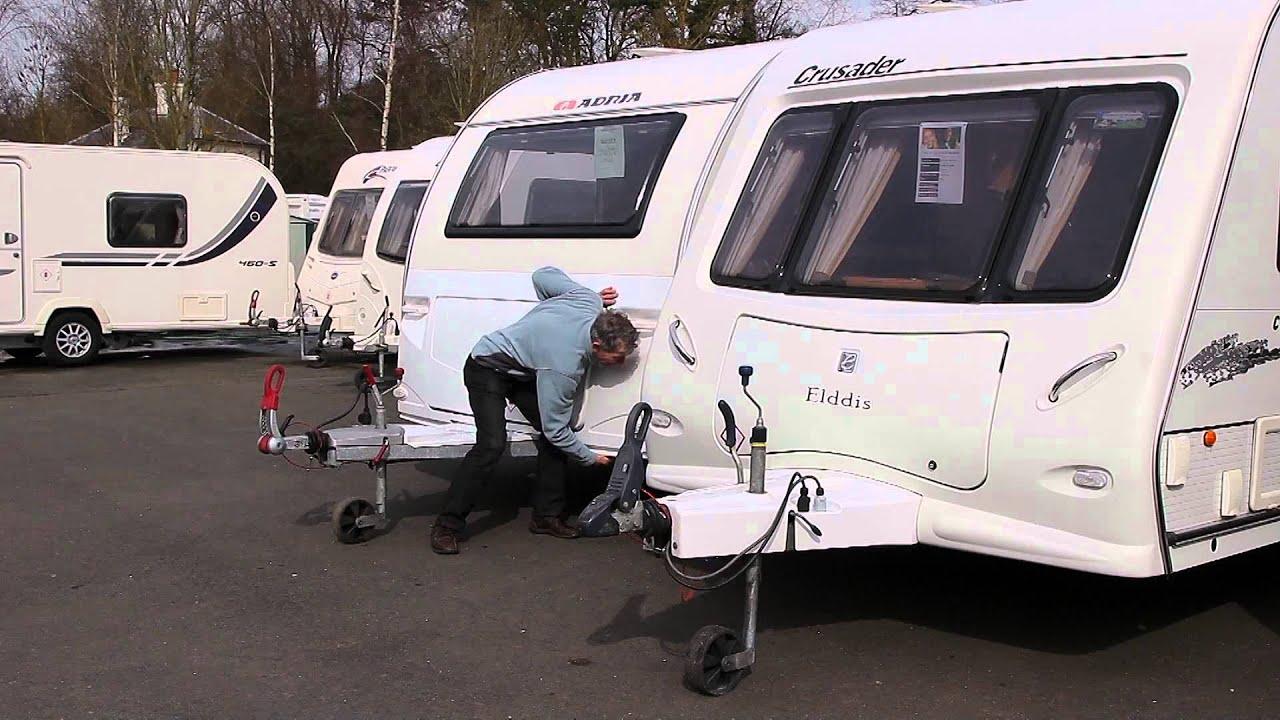 Checklist When Buying a Used Caravan