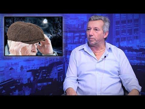 BALKAN INFO: Bernard Ljubas - Naš Narod štiti čakre Tako što Navuče Kapu Na Glavu Kad Ide Noću!