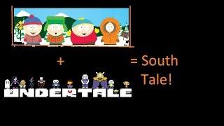 أنا خلق جديد AU-Southtale! (5 شخص#1)