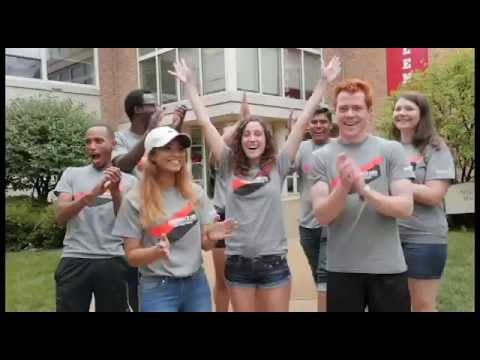 New Students Move to Lake Forest College