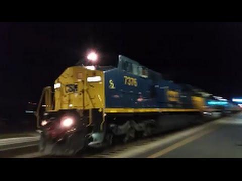 Csx7376 Cw40 8 Ex Conrail Freshly Paint Yn4co For Progress