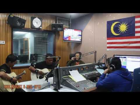LiveAkustik@LangkawiFM- KHALISSHARI & REAL SPIN : MENGUSUNG RINDU