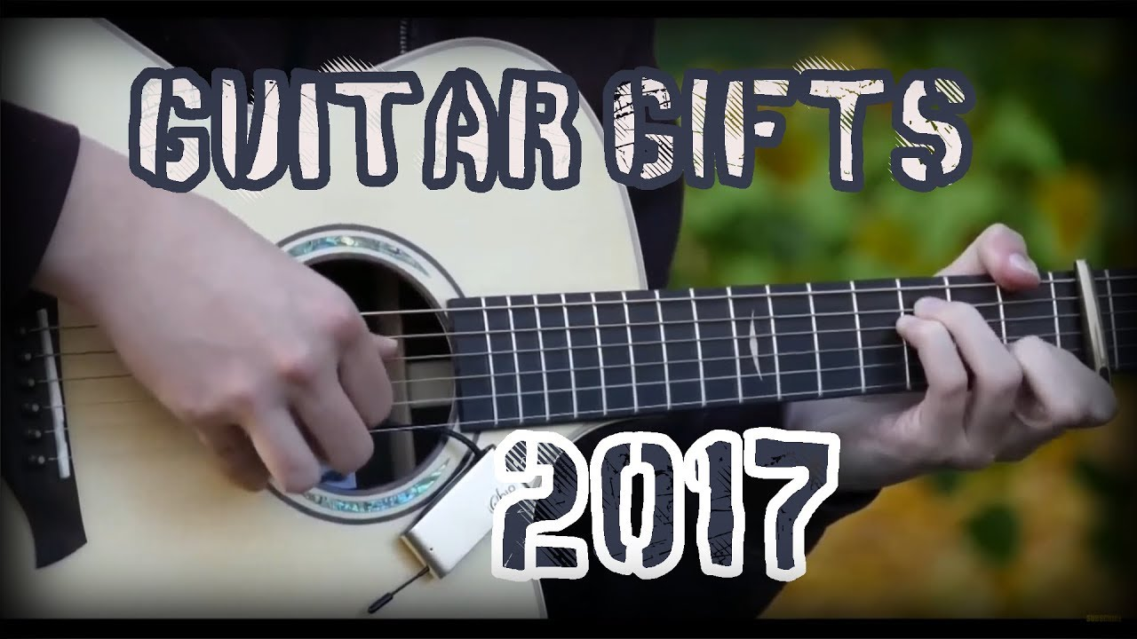 top 5 christmas gifts for guitarists 2017 1