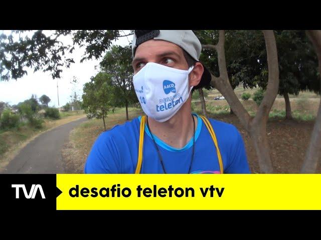 Desafio Teleton VTV 2020