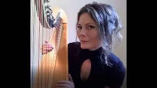 Marie bhan og - Mary young and fair - Scottish - harp 2 of 3
