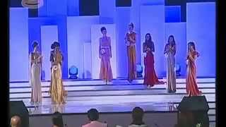Miss Universe Malaysia 2013 Gala Night Part 5