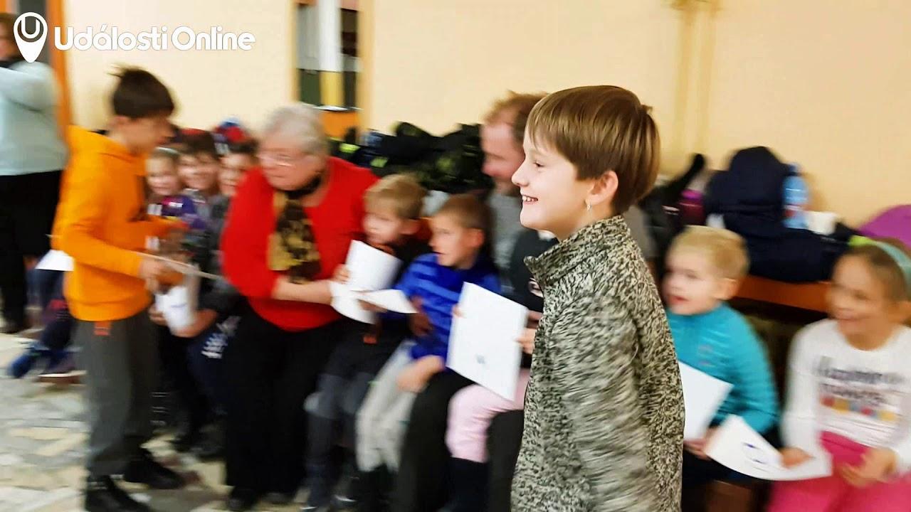 Události Online - Čerti zavítali k hasičům  - Třemošnice 2.12.2019