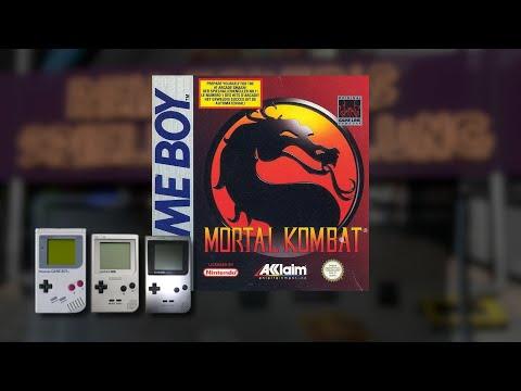 Gameplay : Mortal Kombat [Gameboy]
