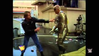 """Rowdy"" Roddy Piper vs. Goldust: WrestleMania XII – 31. März 1996"
