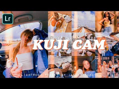 Kuji Camera Inspired