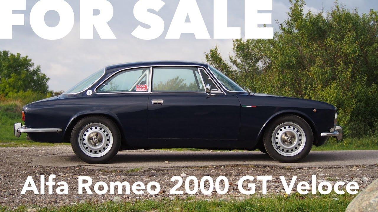 Alfa romeo gt 2000 veloce 1972 17