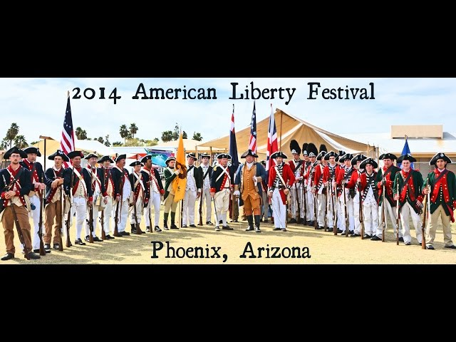 2014 American Liberty Festival - Phoenix