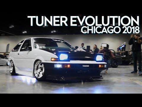 Tuner Evolution | Automotive Lifestyle Events