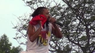Machel Montano HD - Speaks - White in the Moonlight 2013 - Moonlight City - Grenada