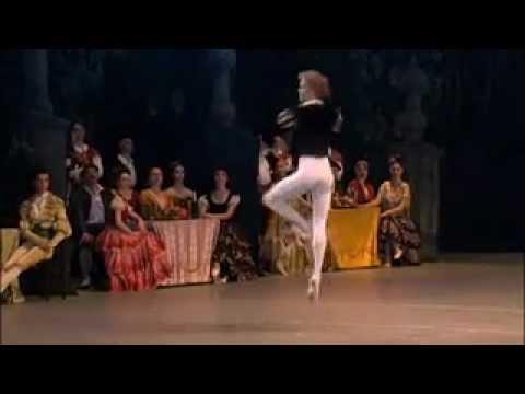 Leonid Sarafanov Don Quixotte