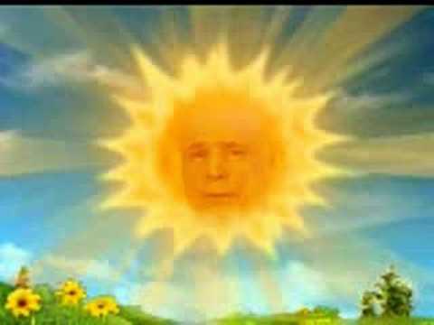 Make John McCain Exciting: Teletubbies Edition - YouTube