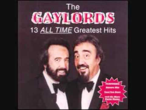 THE GAYLORDS-CE NA LUNA MEZZO MARE/THE GOLF SONG
