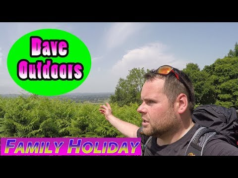 Dave Outdoors Family Holiday