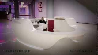 КАРАТ искусственный акриловый камень(Санкт-Петербургская производственная компания КАРАТ предлагает свои услуги по изготовлению эксклюзивных..., 2012-09-25T15:06:25.000Z)