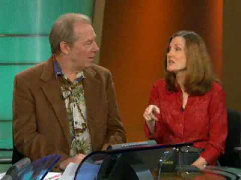 Michael McKean & Annette O'Toole on KTLA