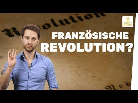 Französische Revolution I Gründe I musstewissen Geschichte