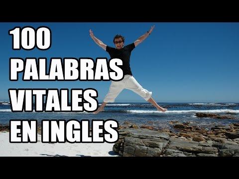 100 Palabras  y Frases Comunes en Inglés - Aprende Inglés Basico para Hispanohablantes Basic English