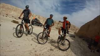 אופניים 2 2018 נאות הכיכר נחל אמציה