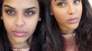 How to Get Rid of Dark Circles/ PIgmentation Makeup Tutorial|     N1kk1sSecr3t