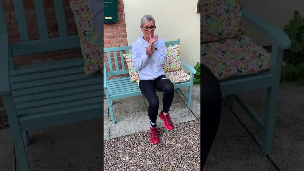 Jill Harbey Hip Release Vertical Reflexology Technique