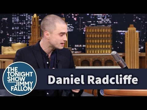 Daniel Radcliffe Shaves His Head to Avoid Looking Like a Toothbrush