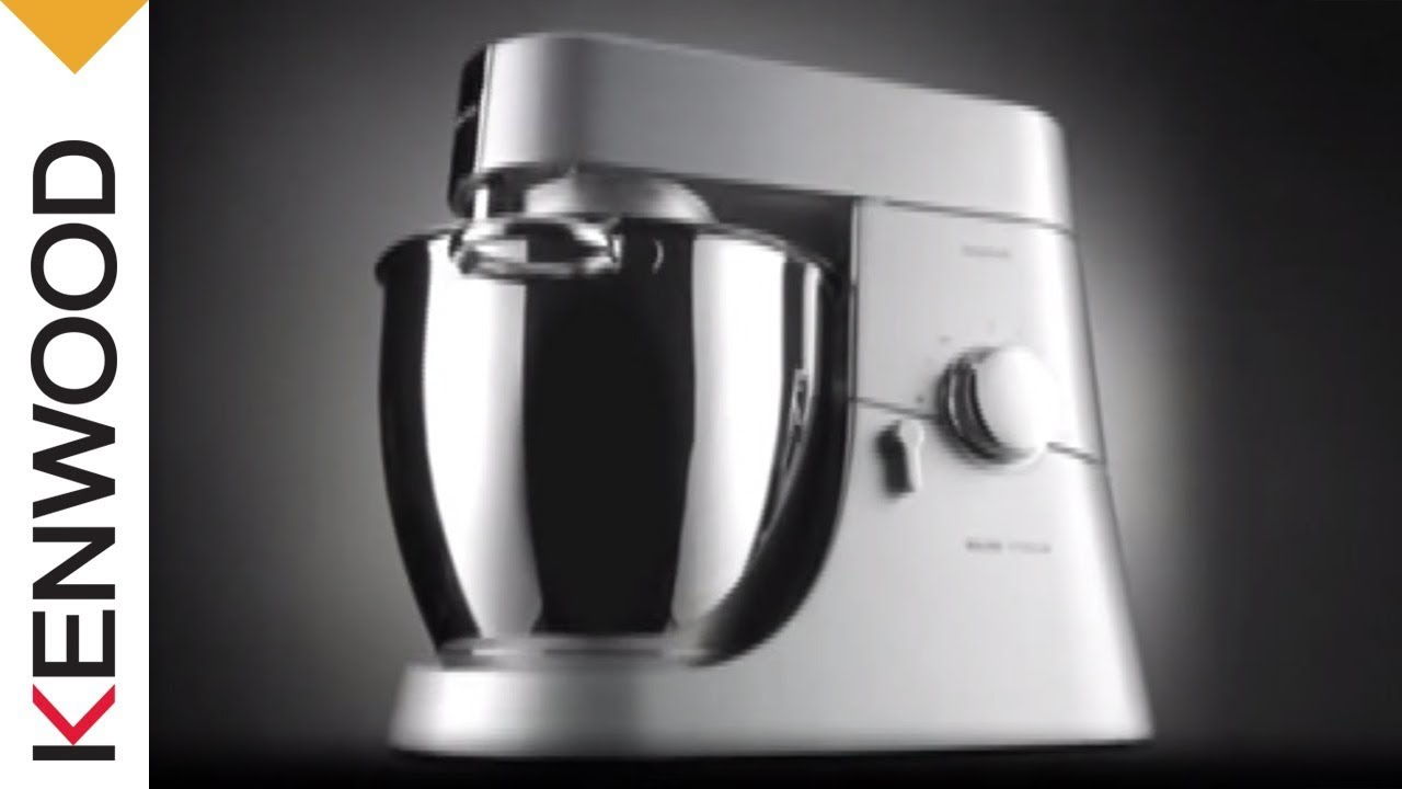 Kenwood Major Titanium Kitchen Machine | Introduction - YouTube
