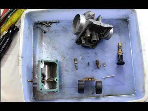How to Clean carburetor | Yamaha Rx 100 | Two wheeler
