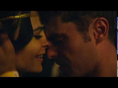 Baywatch: Zac Efron kissing Alexandra Daddario, Jon Bass kissing Kelly Rohrbach from YouTube · Duration:  13 seconds