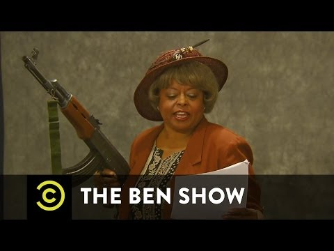 "The Ben Show - ""Gangsta Granny"" Auditions - Uncensored"