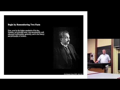 Don Howard: How GR Shaped 20th-Century Philosophy of Science