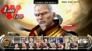 Playstation 3: Virtua Fighter 5 - LAU CHAN - Full HD (1080p).