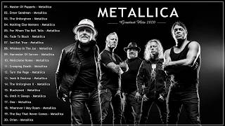 Metallica Greatest Hits Full Album 2019 - Best Of Metallica - Metallica Full Playlist